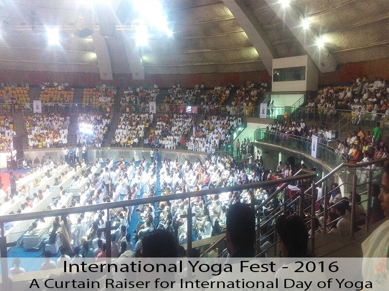 International Yoga Fest 2019