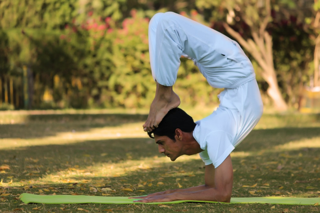 A Curtain Raiser for International Day of Yoga