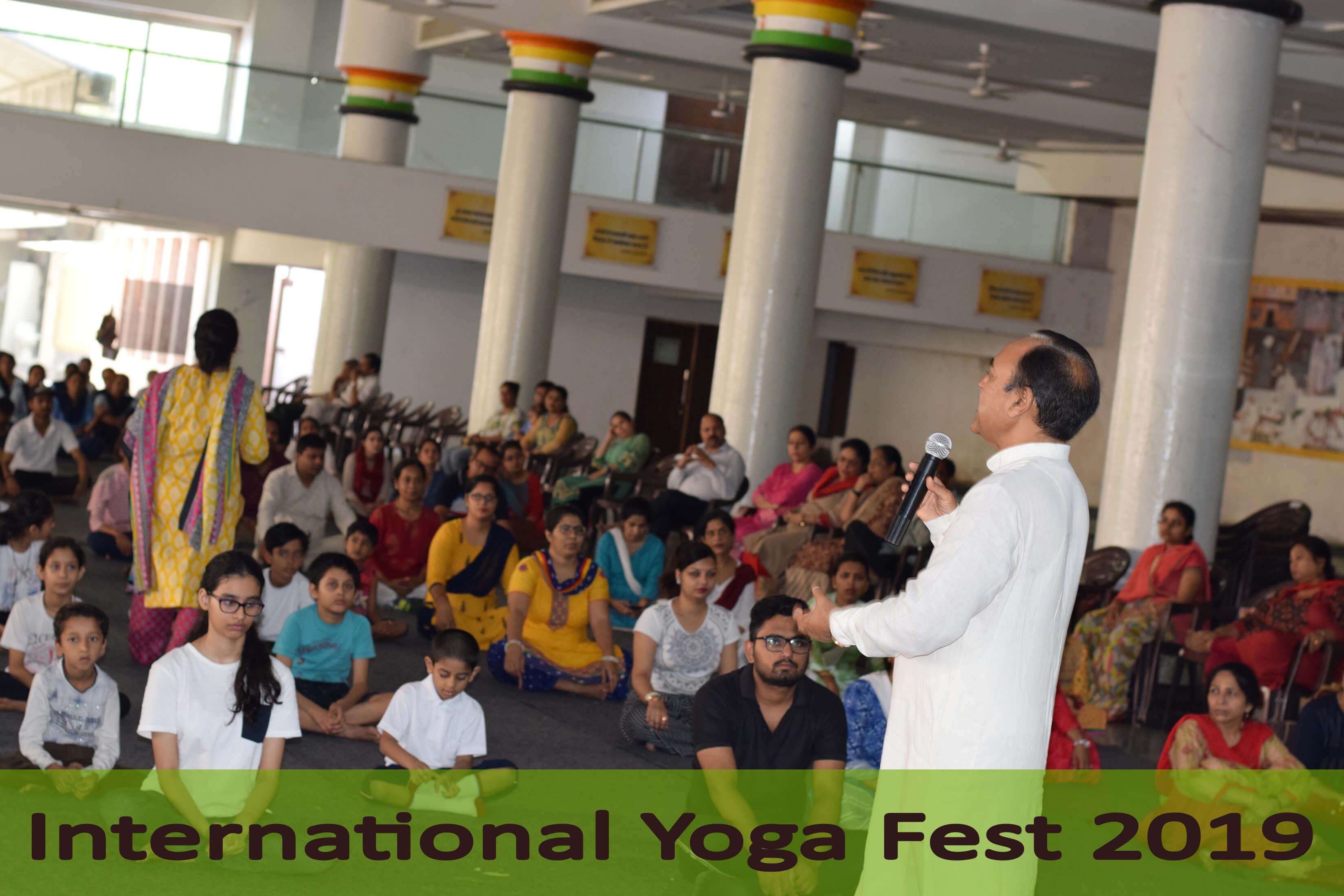 International Yoga Fest 2019
